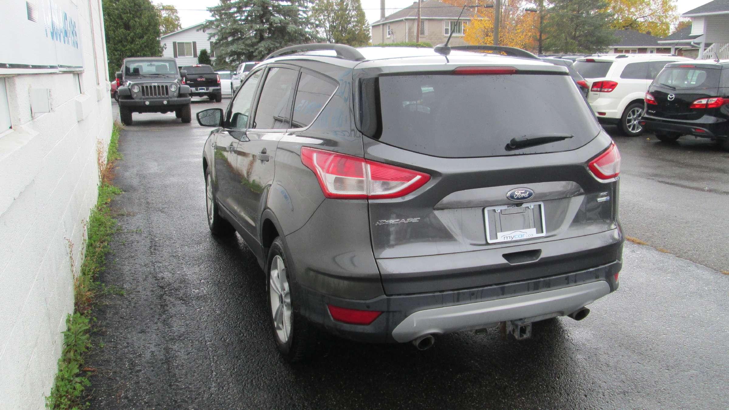 2015 Ford Escape SE (Stk: 171498) in Kingston - Image 5 of 12