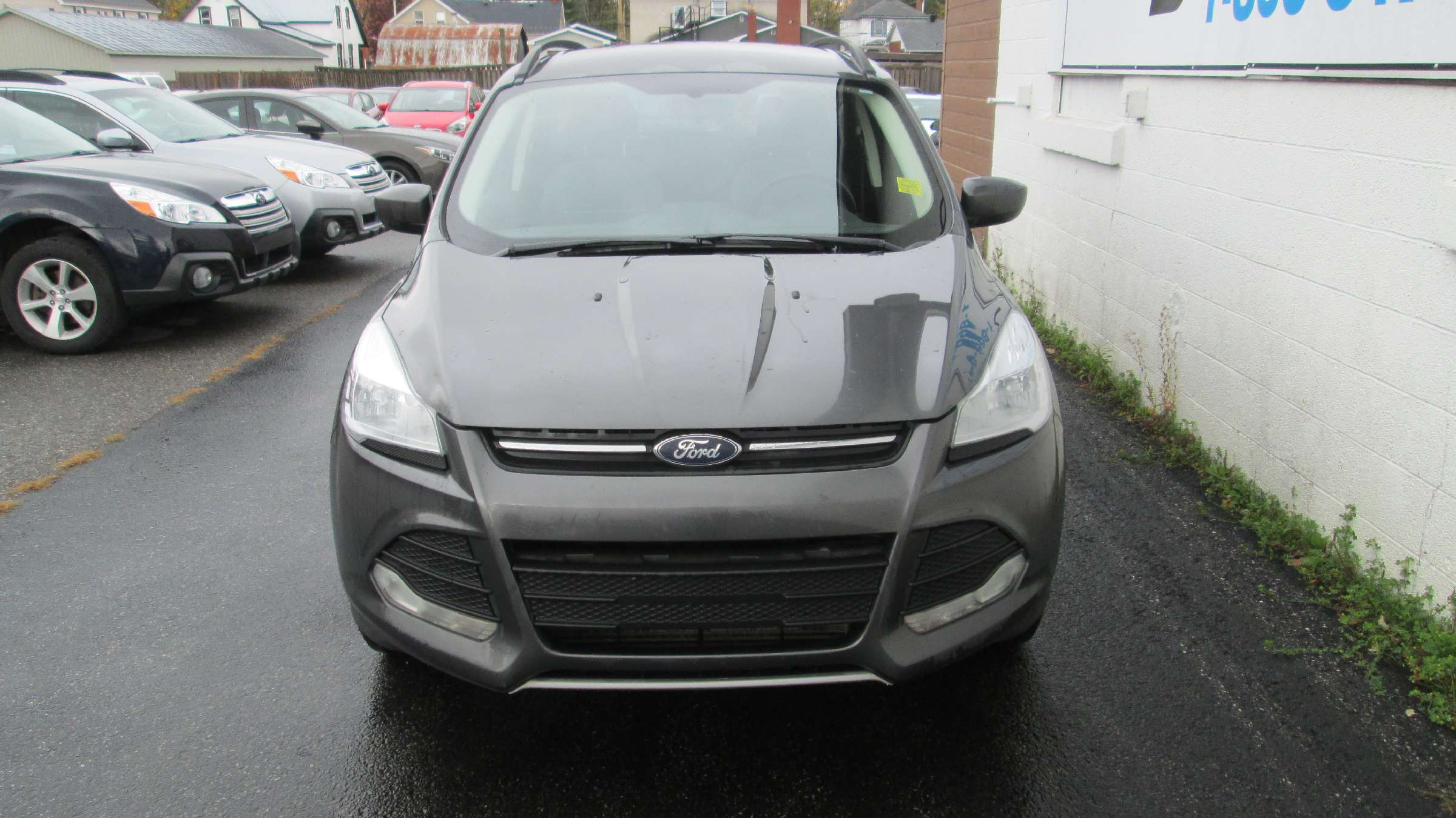 2015 Ford Escape SE (Stk: 171498) in Kingston - Image 1 of 12