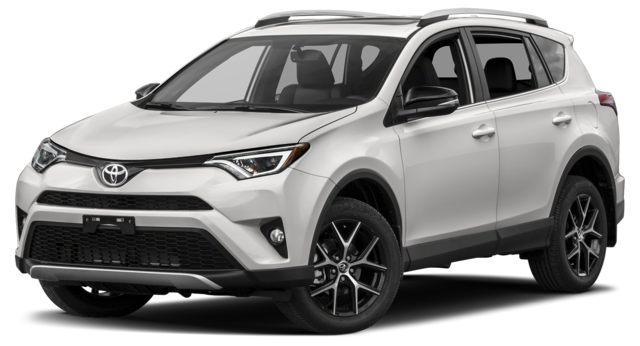 2018 Toyota RAV4 SE (Stk: 8RV152) in Georgetown - Image 1 of 9