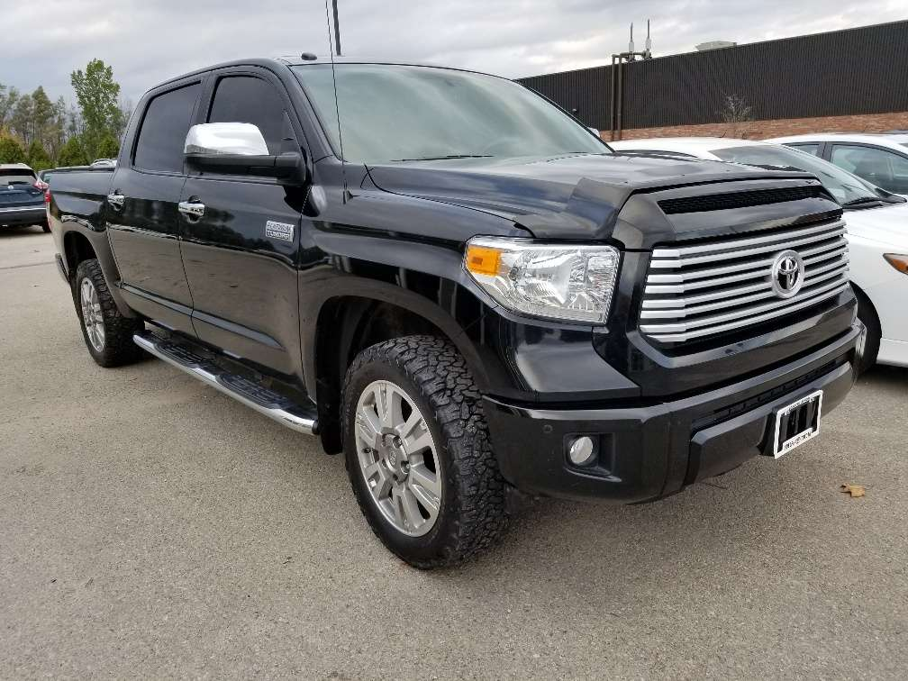 2015 Toyota Tundra Platinum 5.7L V8 (Stk: A01005) in Guelph - Image 1 of 30