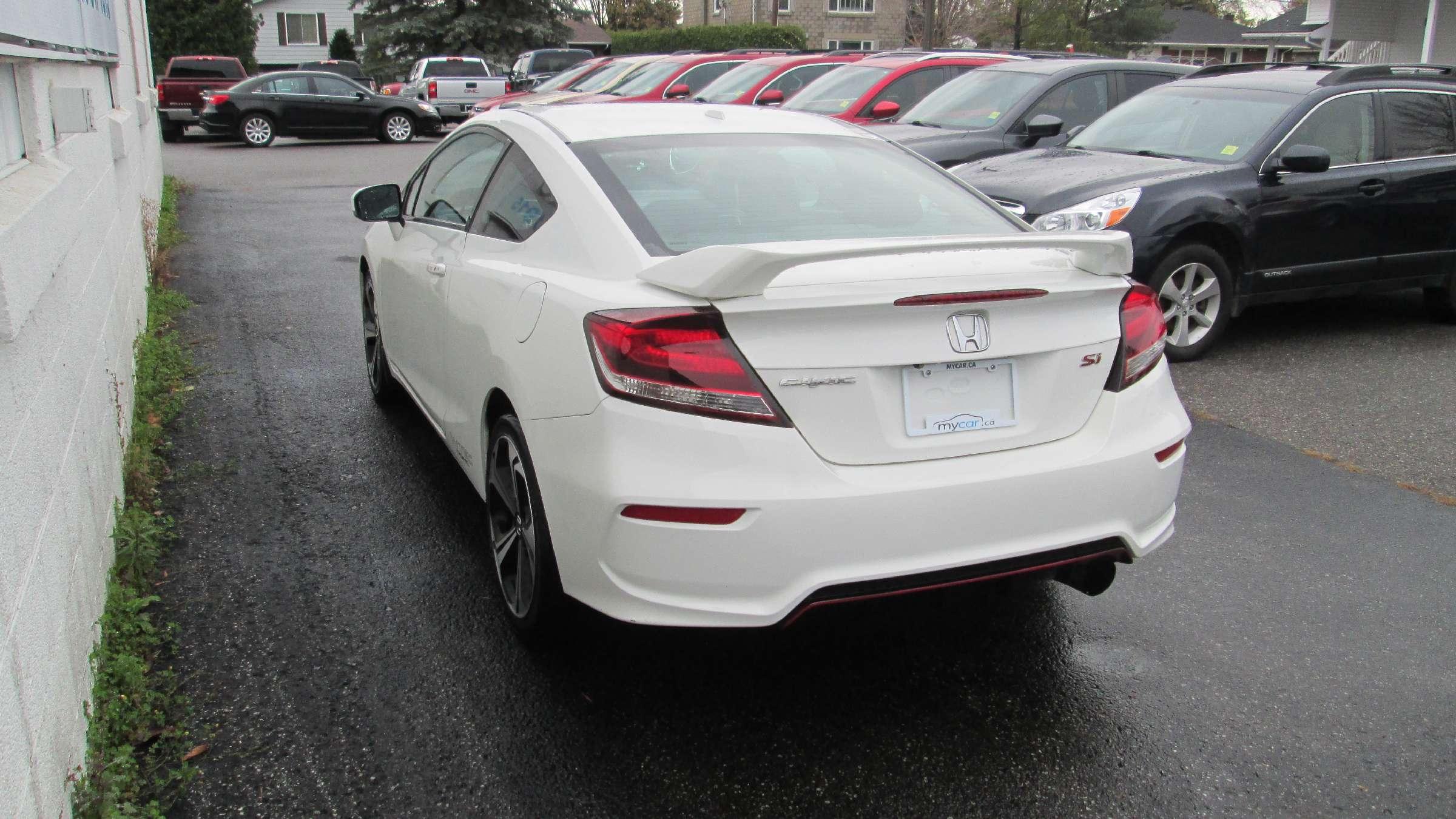 2015 Honda Civic Si (Stk: 171576) in North Bay - Image 5 of 14
