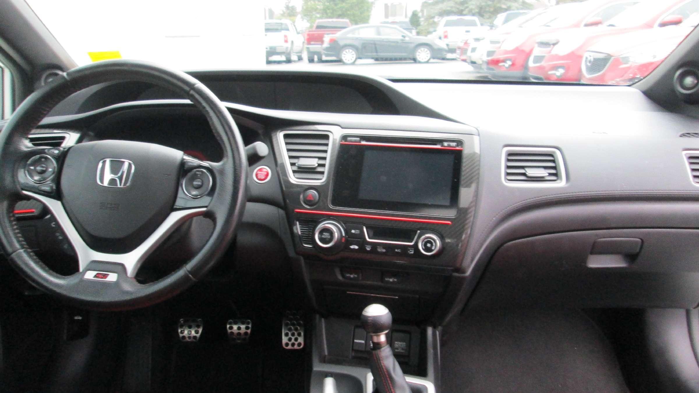 2015 Honda Civic Si (Stk: 171576) in North Bay - Image 13 of 14