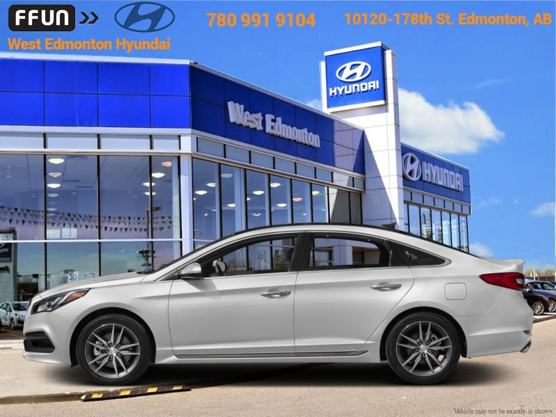 2017 Hyundai Sonata 2.0T Sport Ultimate (Stk: SN70087) in Edmonton - Image 1 of 1