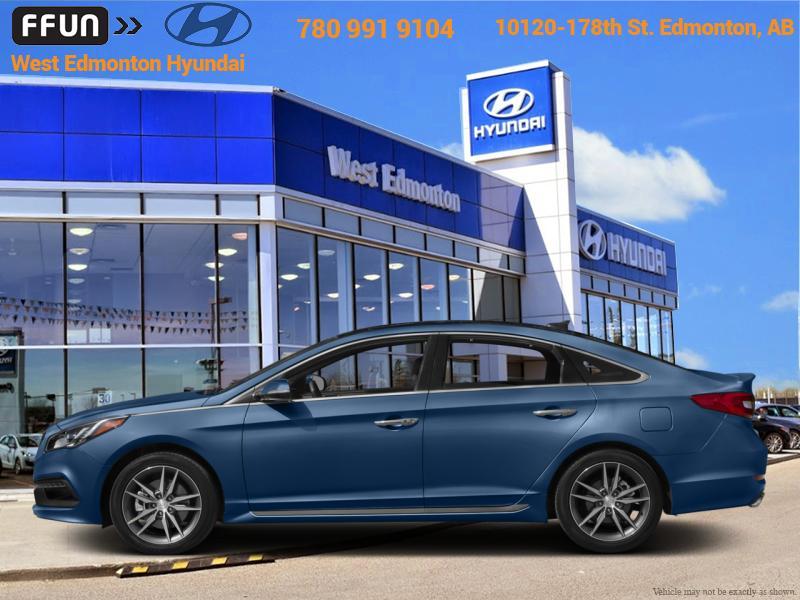 2017 Hyundai Sonata 2.0T Sport Ultimate (Stk: SN74724) in Edmonton - Image 1 of 1