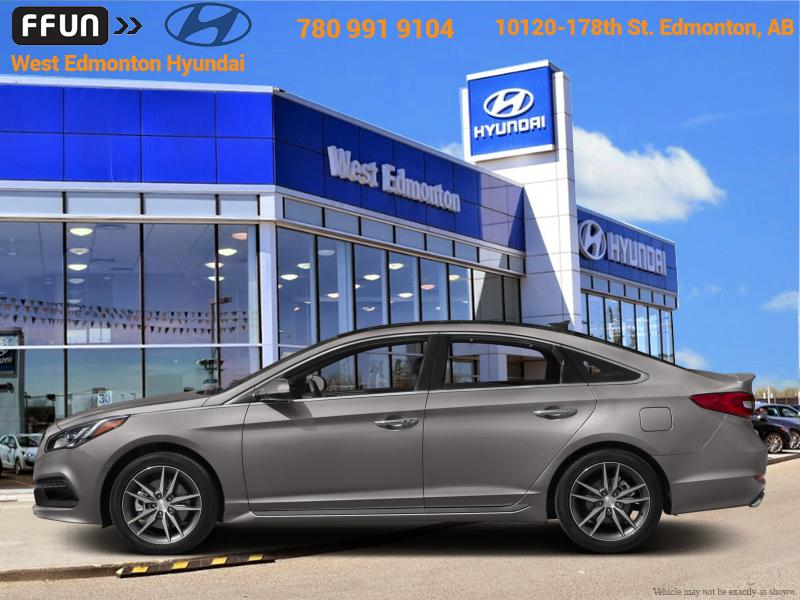 2017 Hyundai Sonata 2.0T Sport Ultimate (Stk: SN79673) in Edmonton - Image 1 of 1
