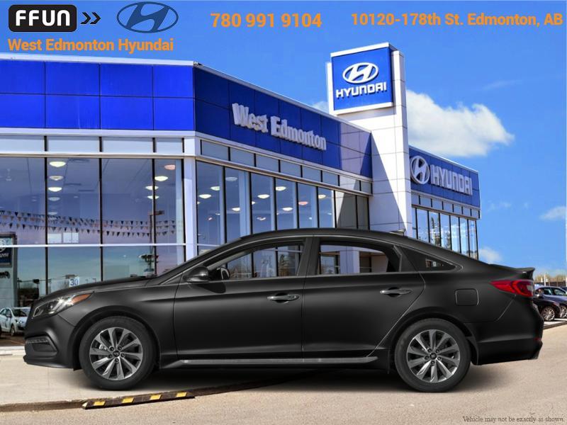 2017 Hyundai Sonata Sport Tech (Stk: SN79838) in Edmonton - Image 1 of 1
