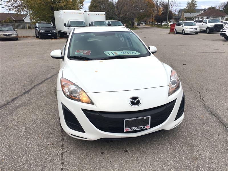 2011 Mazda Mazda3 GX (Stk: U29117) in Goderich - Image 7 of 15