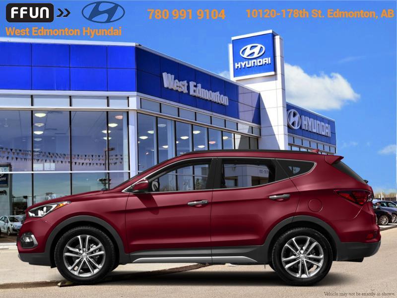 2018 Hyundai Santa Fe Sport  (Stk: SF82956) in Edmonton - Image 1 of 1