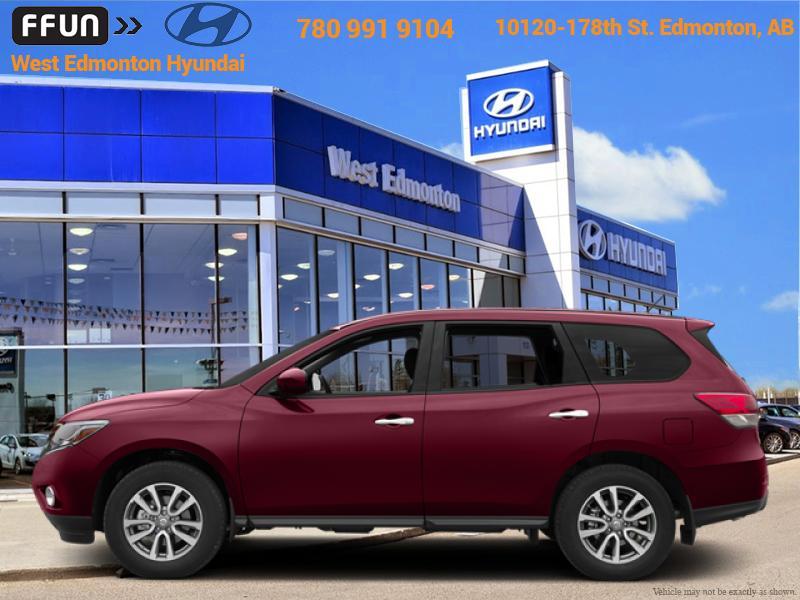 2013 Nissan Pathfinder SL (Stk: P0401) in Edmonton - Image 1 of 1