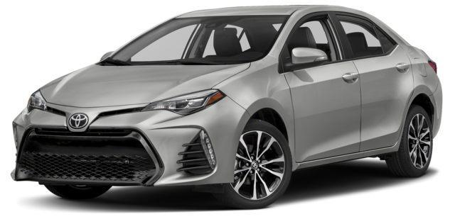 2018 Toyota Corolla SE (Stk: 18107) in Walkerton - Image 1 of 9