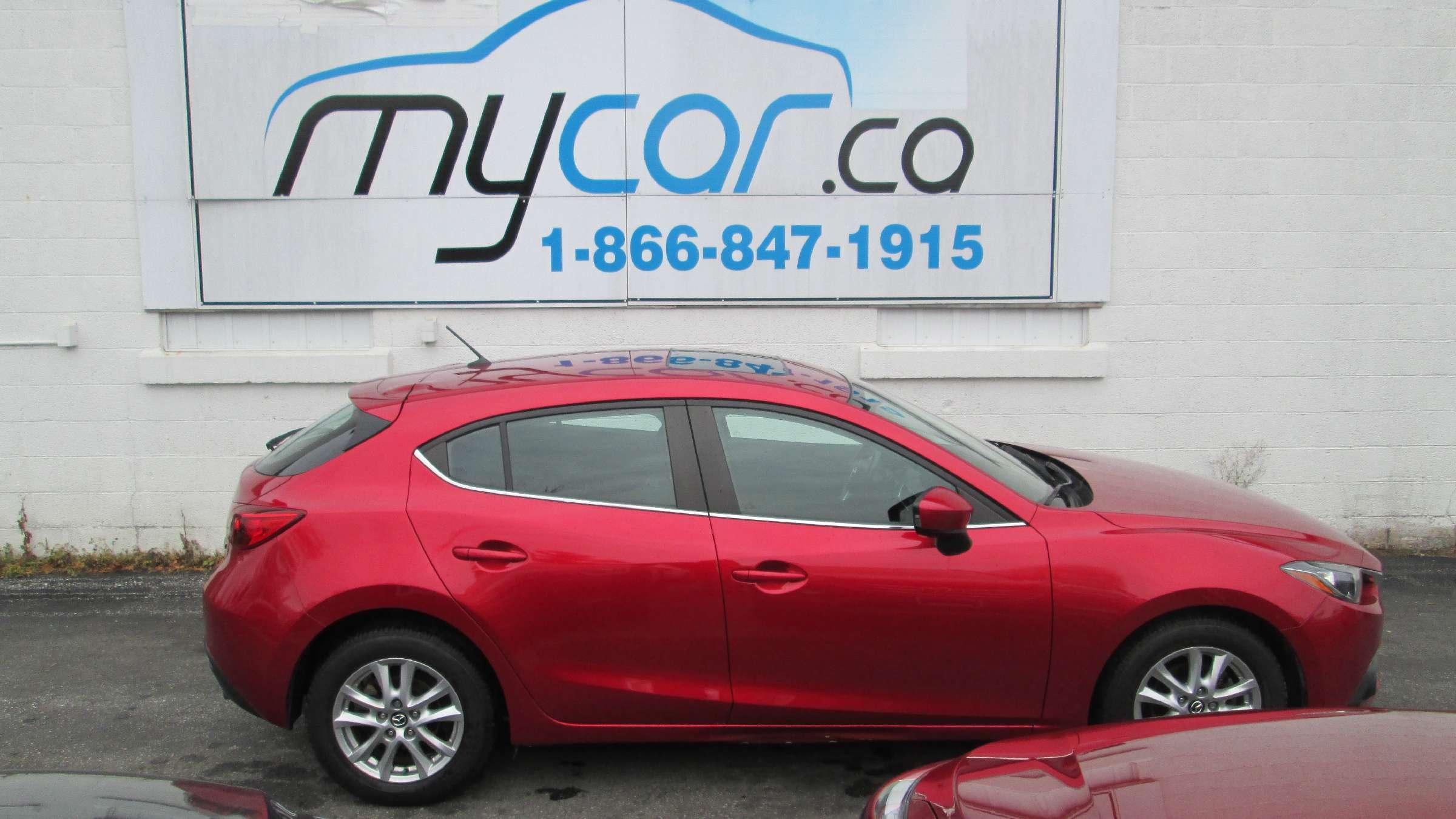 2015 Mazda Mazda3 GS (Stk: 171761) in Kingston - Image 2 of 13