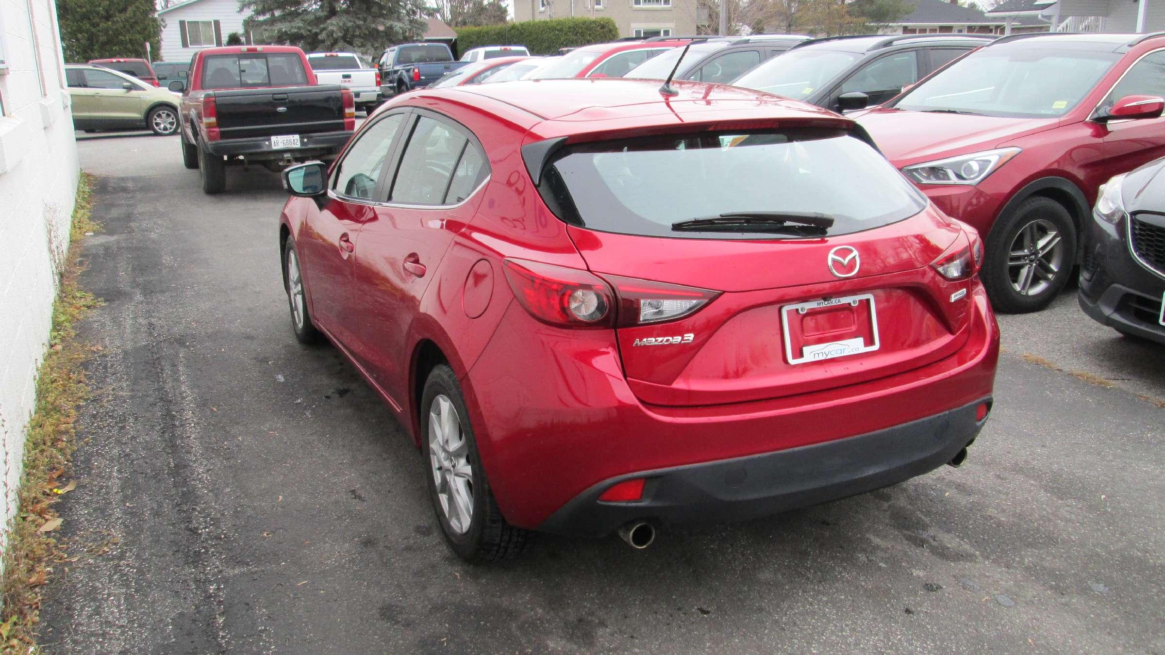 2015 Mazda Mazda3 GS (Stk: 171761) in Kingston - Image 5 of 13