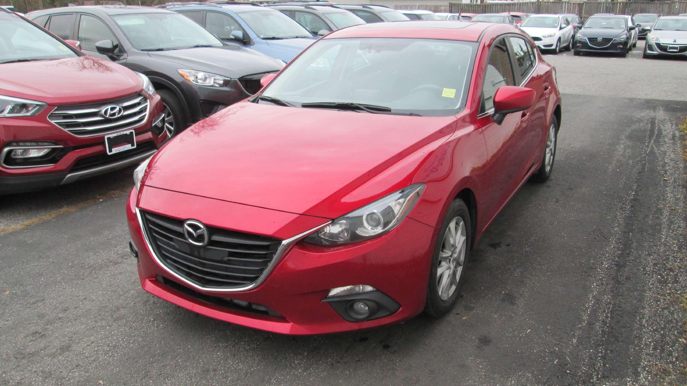 2015 Mazda Mazda3 GS (Stk: 171761) in Kingston - Image 6 of 13