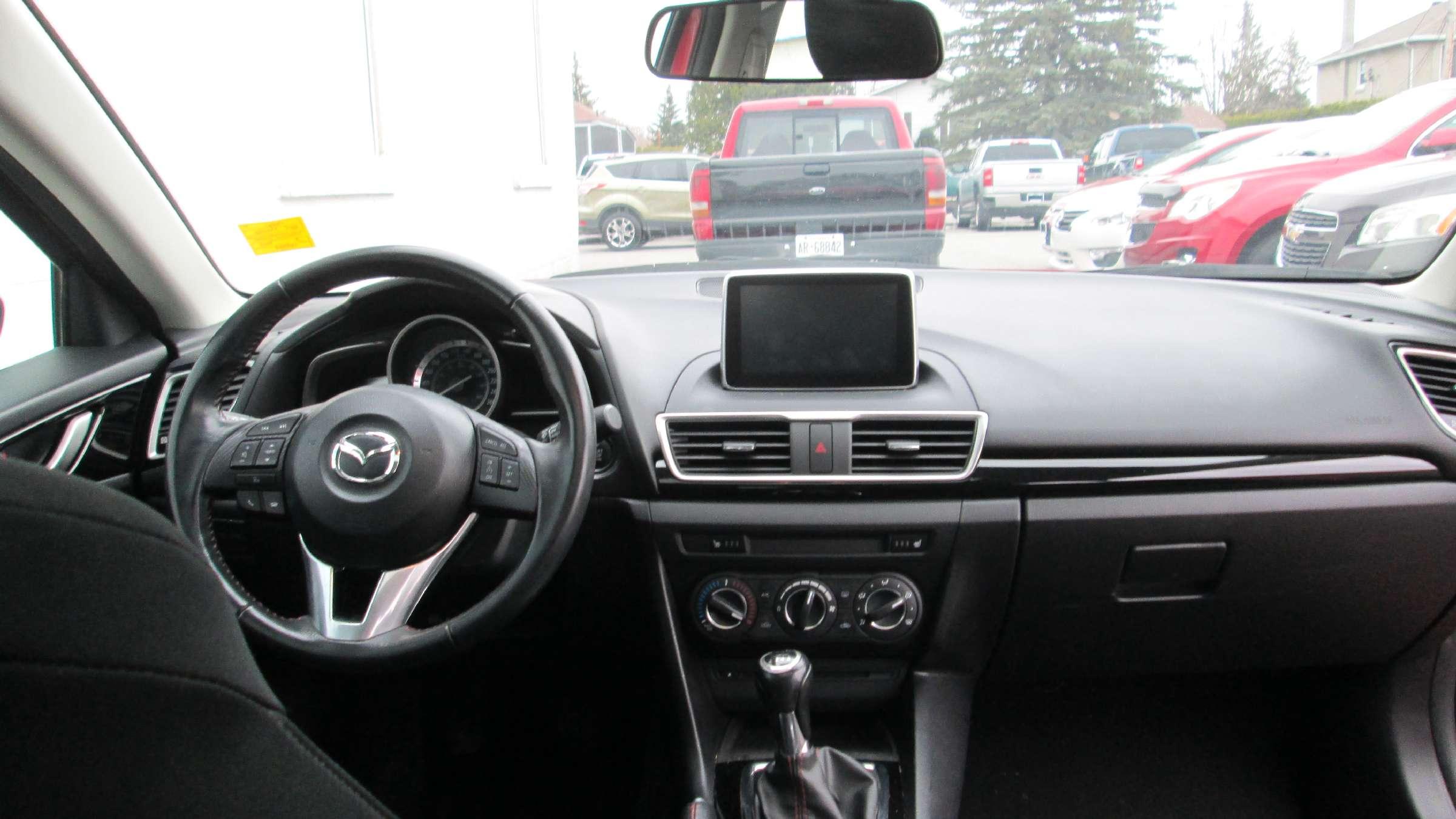2015 Mazda Mazda3 GS (Stk: 171761) in Kingston - Image 12 of 13