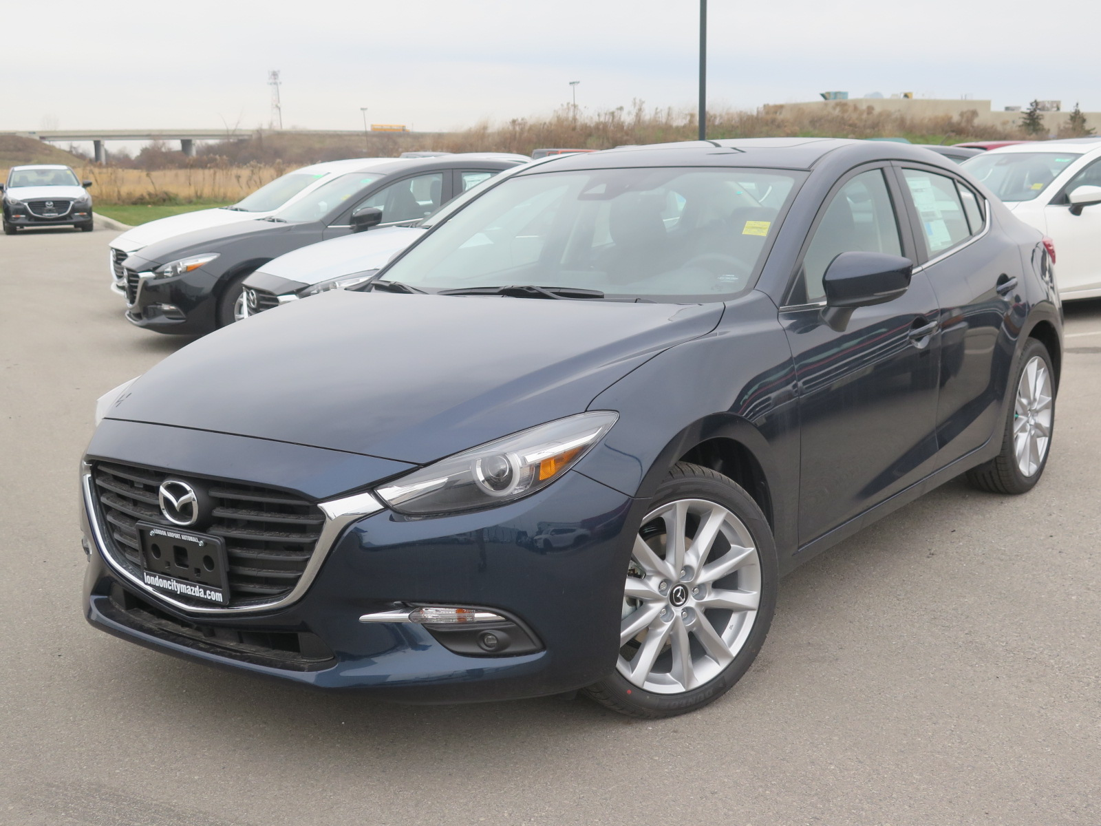 2018 Mazda Mazda3 Grand Touring For Sale In Cambridge On