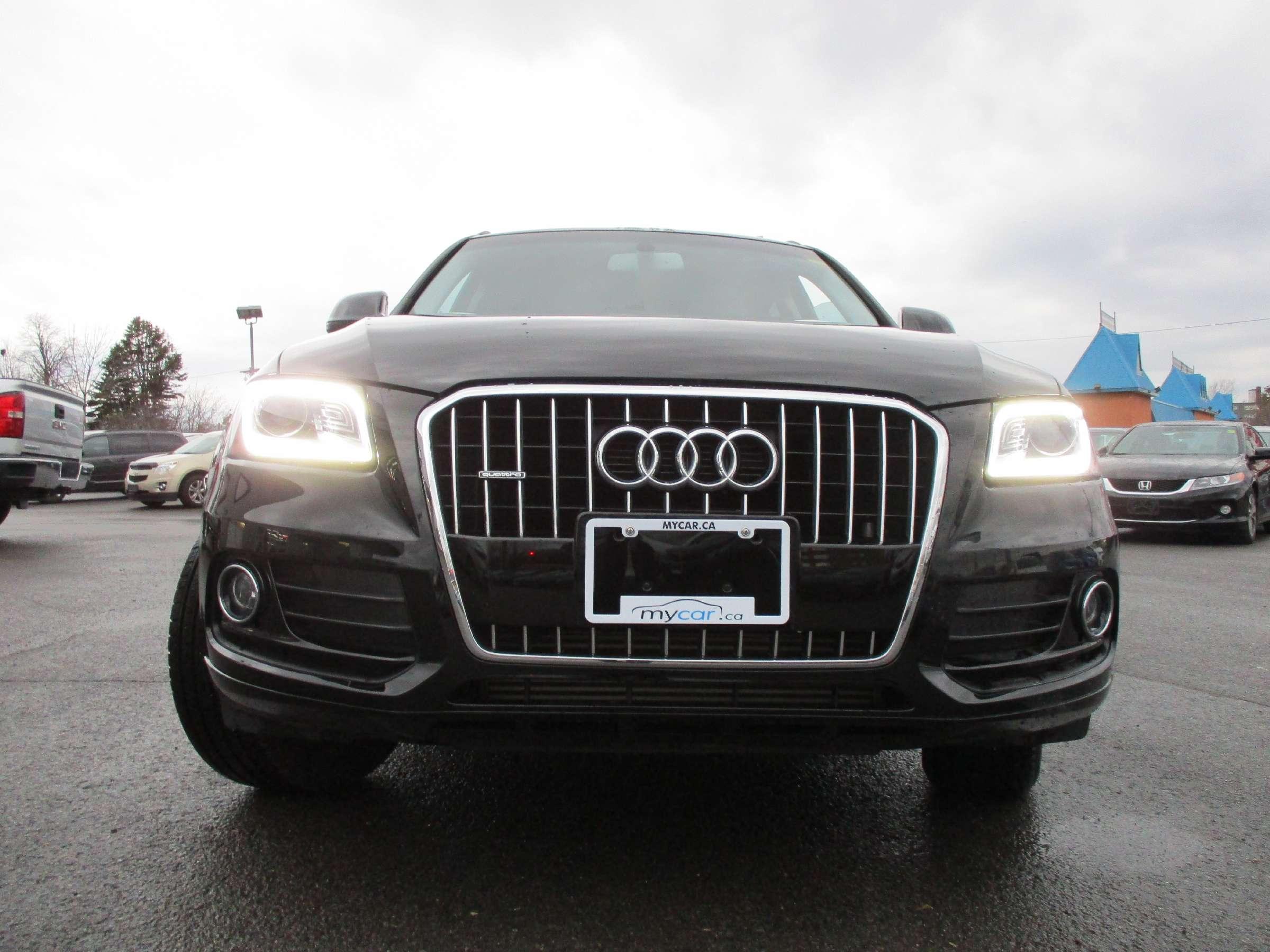 2015 Audi Q5 2.0T Komfort (Stk: 171816) in Kingston - Image 8 of 12