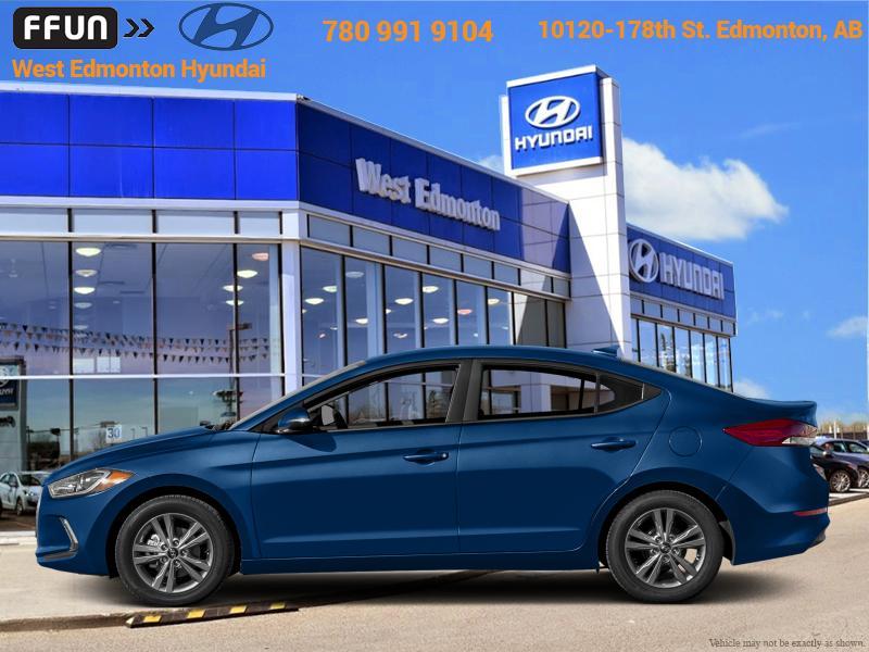 2018 Hyundai Elantra GL SE (Stk: EL80277) in Edmonton - Image 1 of 1