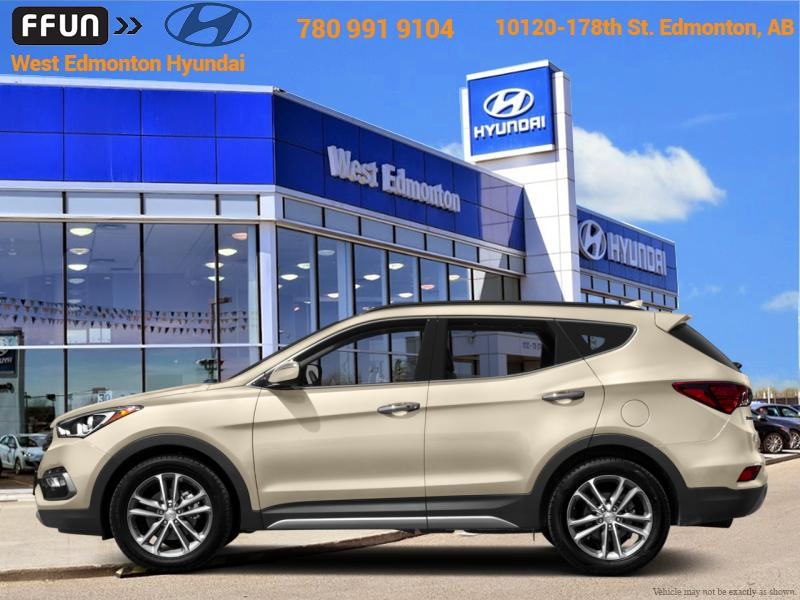 2018 Hyundai Santa Fe Sport  (Stk: SF86047) in Edmonton - Image 1 of 1