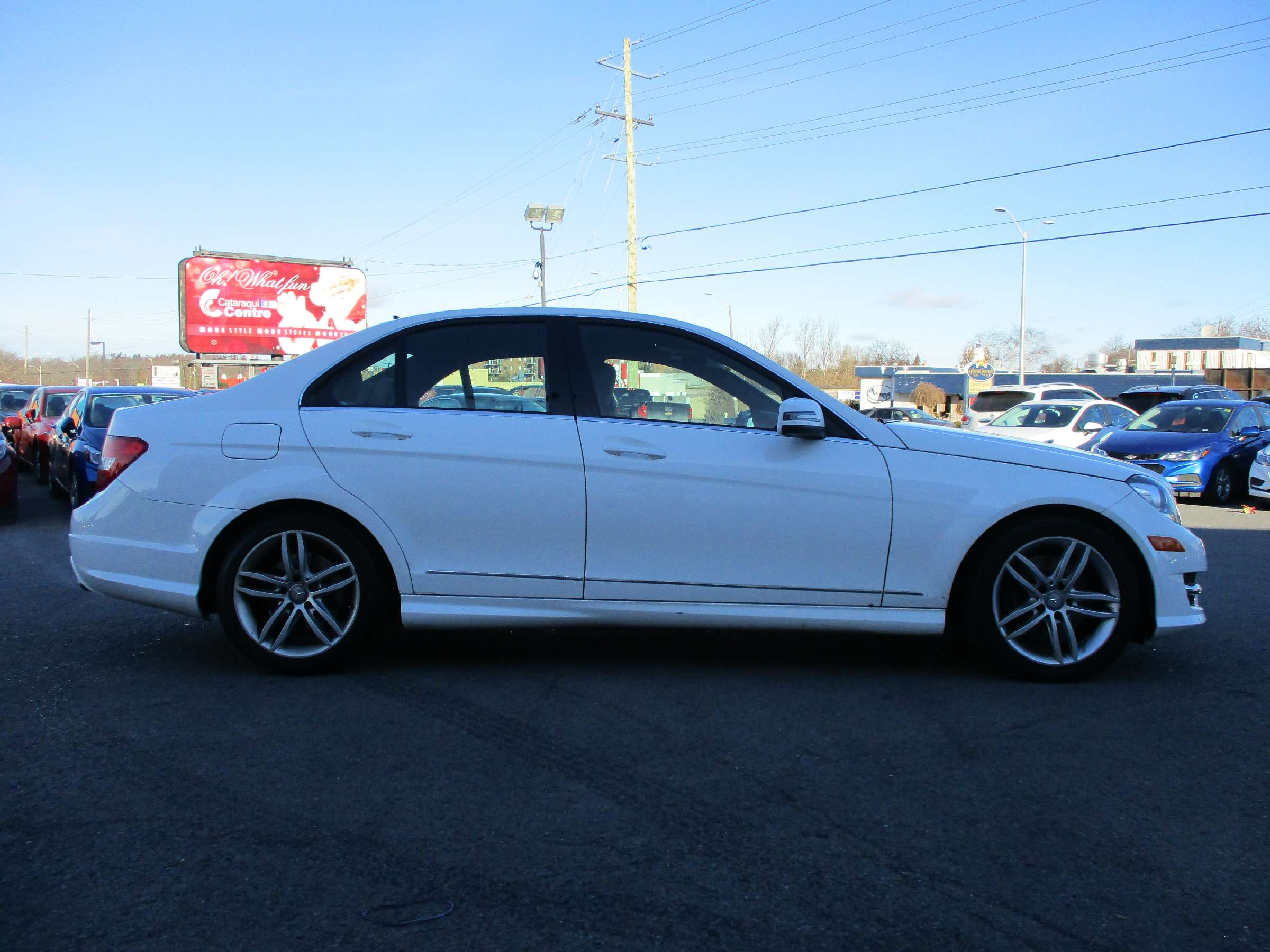 2014 Mercedes-Benz C-Class Base (Stk: 171865) in Kingston - Image 2 of 12