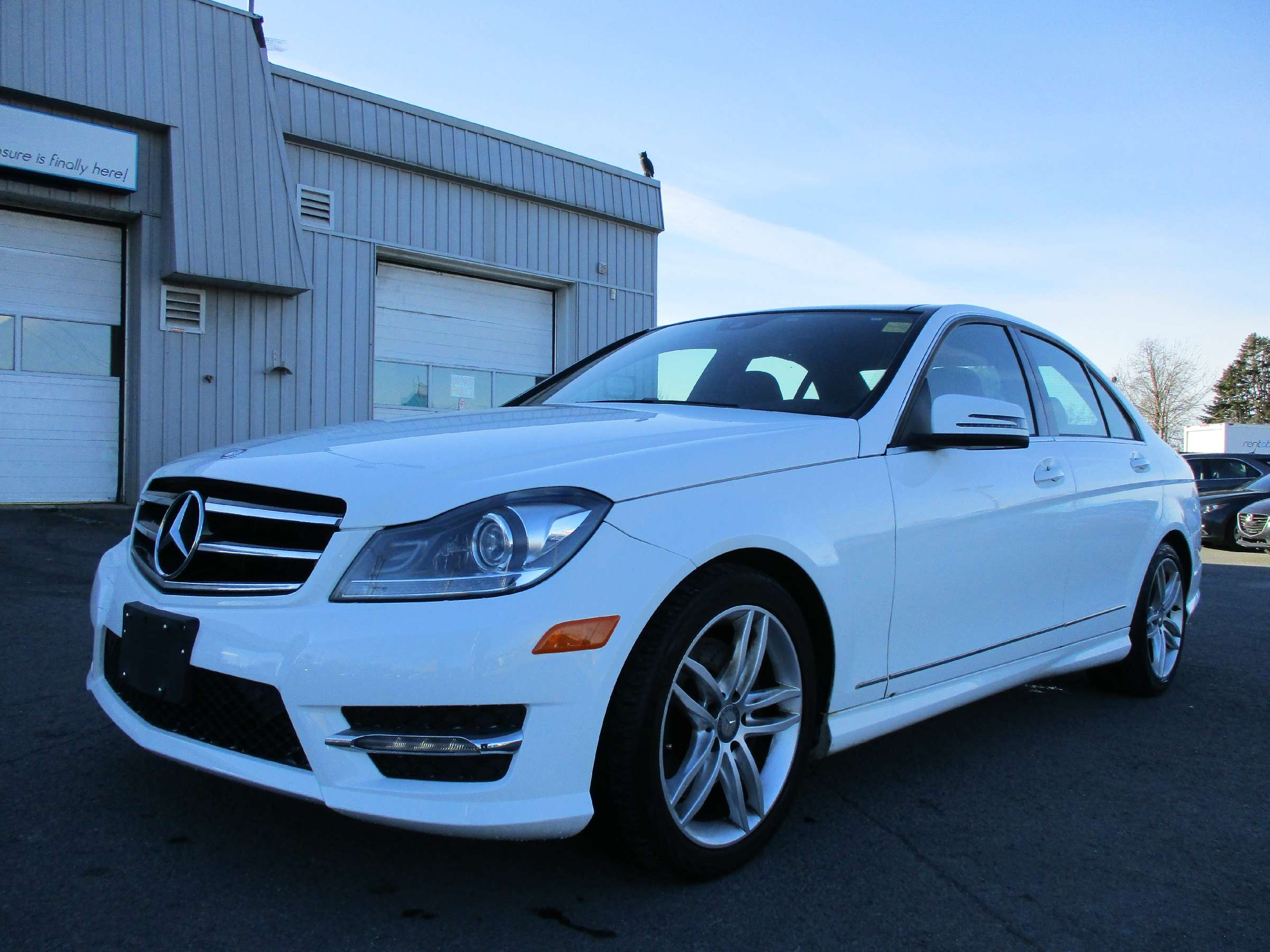 2014 Mercedes-Benz C-Class Base (Stk: 171865) in Kingston - Image 7 of 12