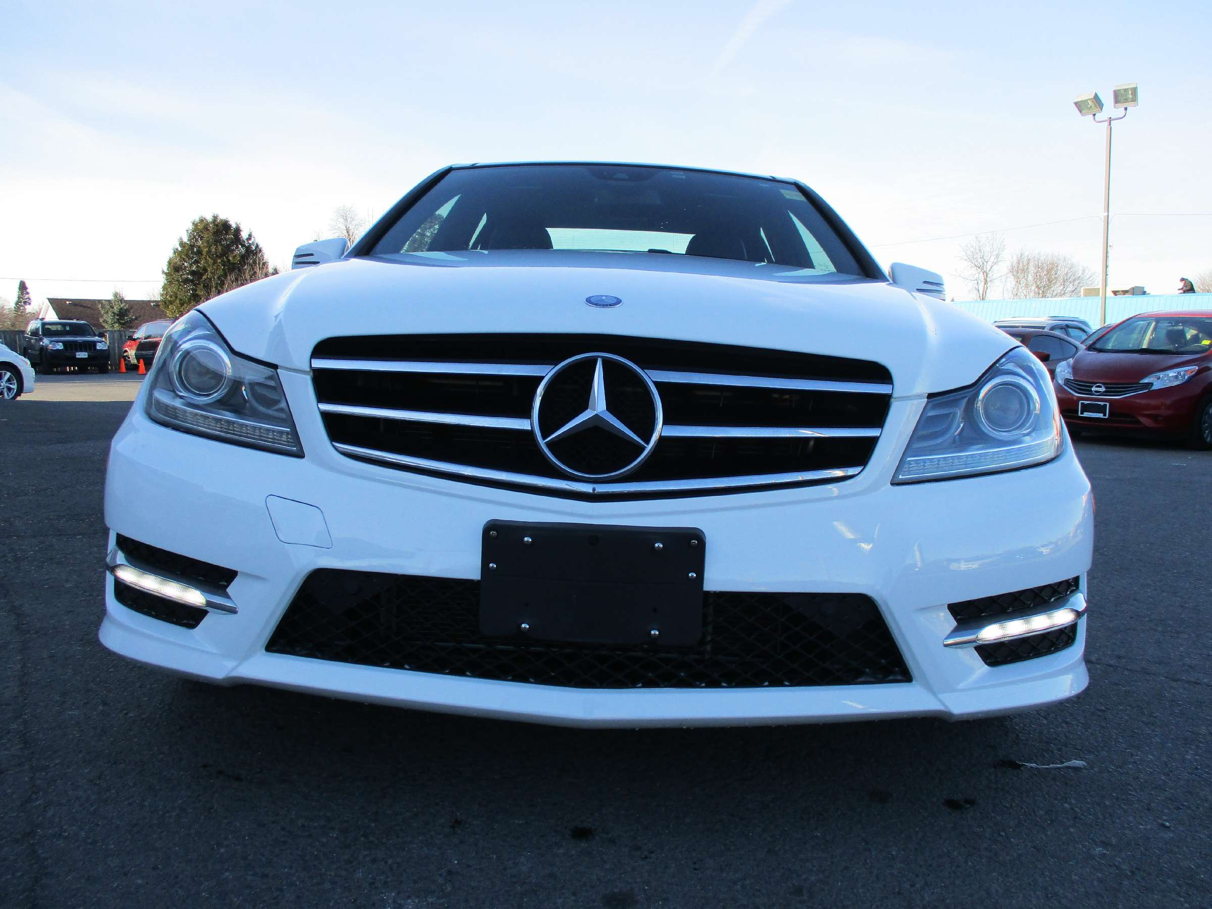 2014 Mercedes-Benz C-Class Base (Stk: 171865) in Kingston - Image 8 of 12