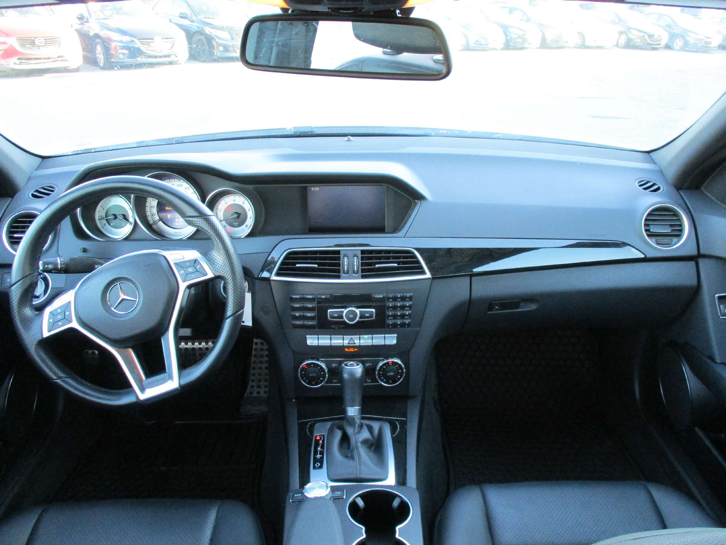 2014 Mercedes-Benz C-Class Base (Stk: 171865) in Kingston - Image 9 of 12