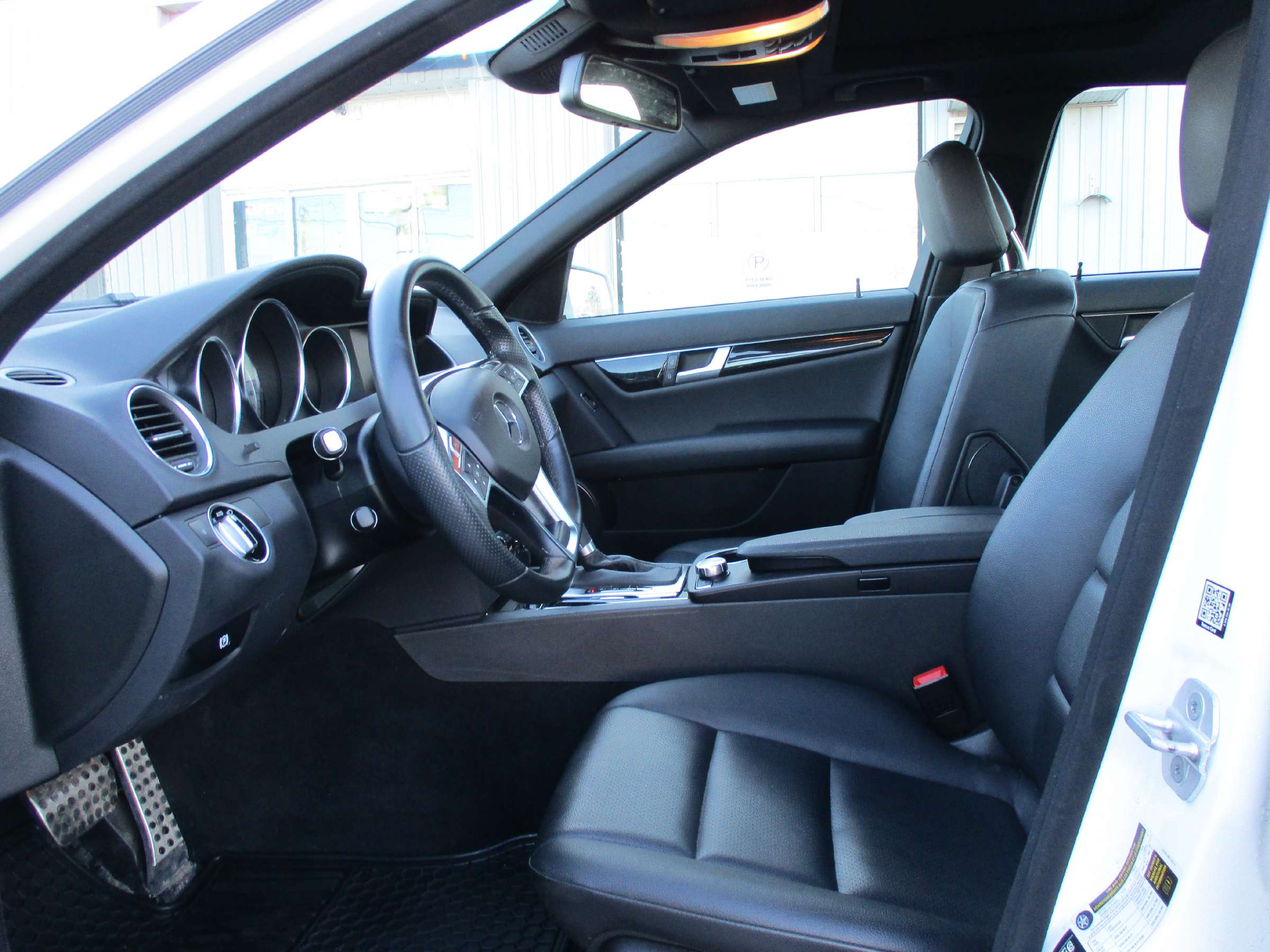 2014 Mercedes-Benz C-Class Base (Stk: 171865) in Kingston - Image 10 of 12