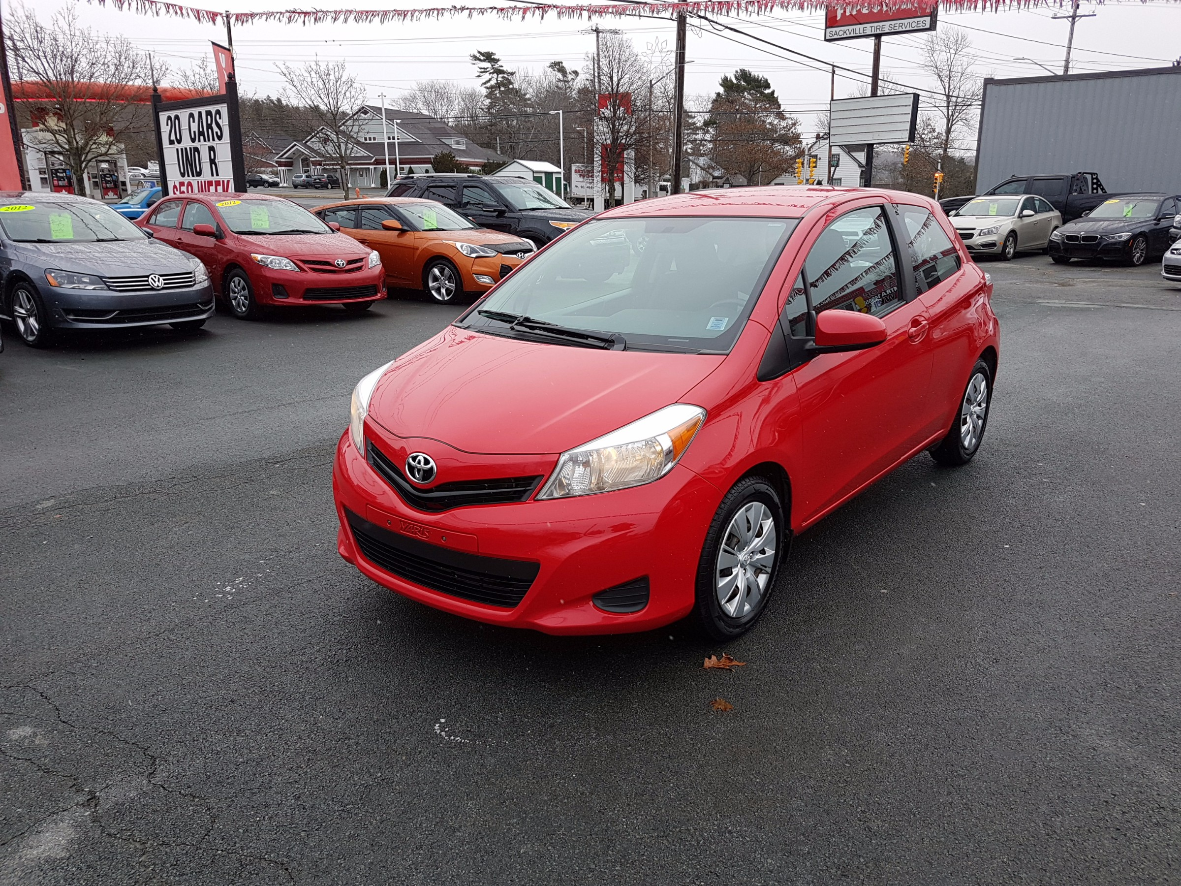 Used Toyota Yaris For Sale Halifax, NS - CarGurus