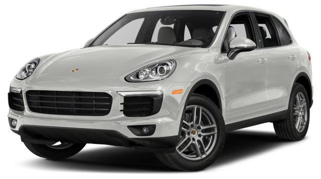 2018 Porsche Cayenne Platinum Edition (Stk: P11838) in Vaughan - Image 1 of 1
