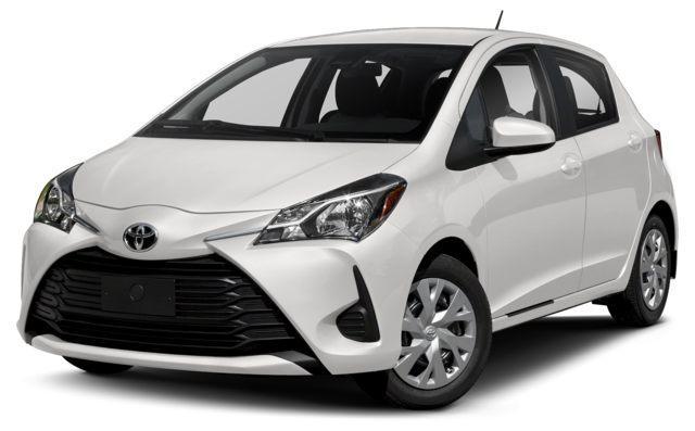 2018 Toyota Yaris SE (Stk: 18142) in Walkerton - Image 1 of 9