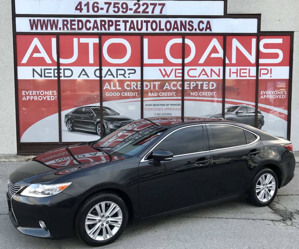 2015 Lexus ES 350 Base (Stk: 321) in Toronto - Image 1 of 15