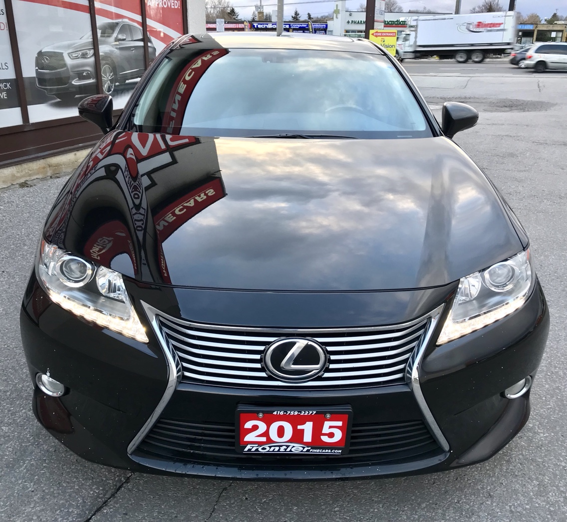 2015 Lexus ES 350 Base (Stk: 321) in Toronto - Image 2 of 15
