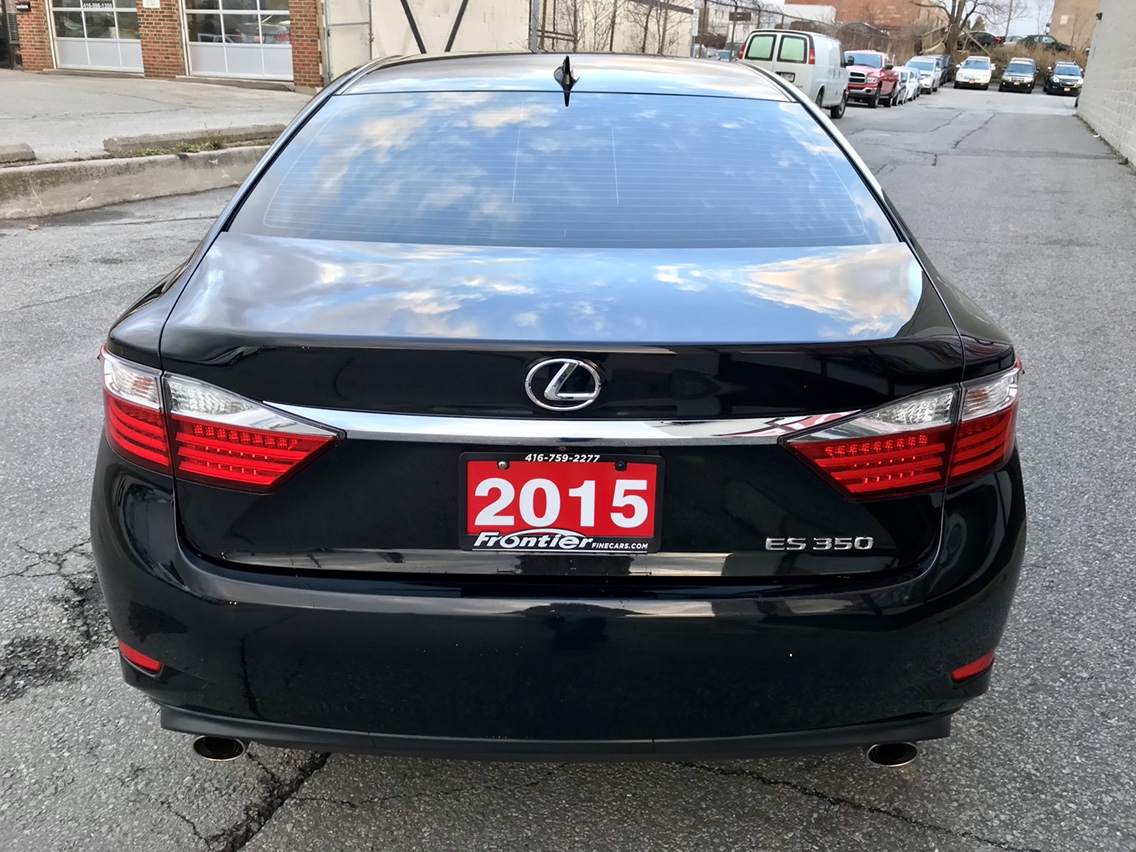2015 Lexus ES 350 Base (Stk: 321) in Toronto - Image 5 of 15