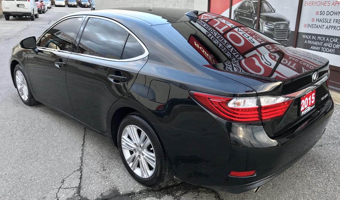 2015 Lexus ES 350 Base (Stk: 321) in Toronto - Image 6 of 15