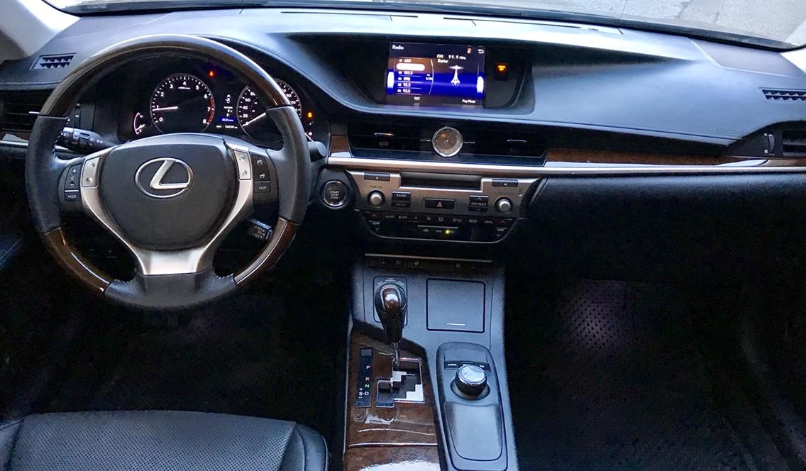 2015 Lexus ES 350 Base (Stk: 321) in Toronto - Image 7 of 15
