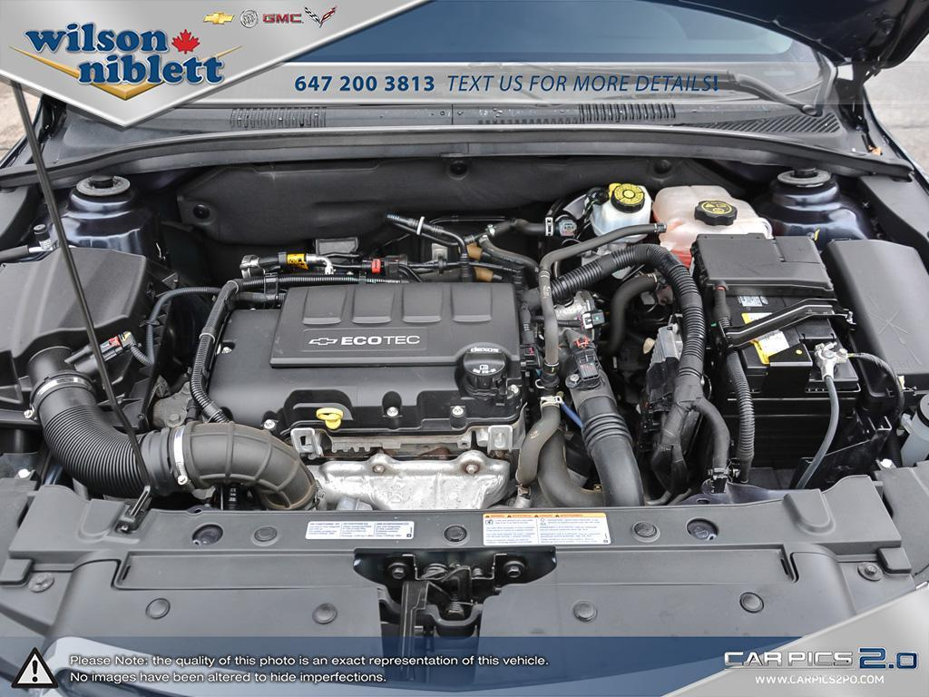 2016 Chevrolet Cruze Limited 1LT (Stk: P136113) in Richmond Hill - Image 11 of 29