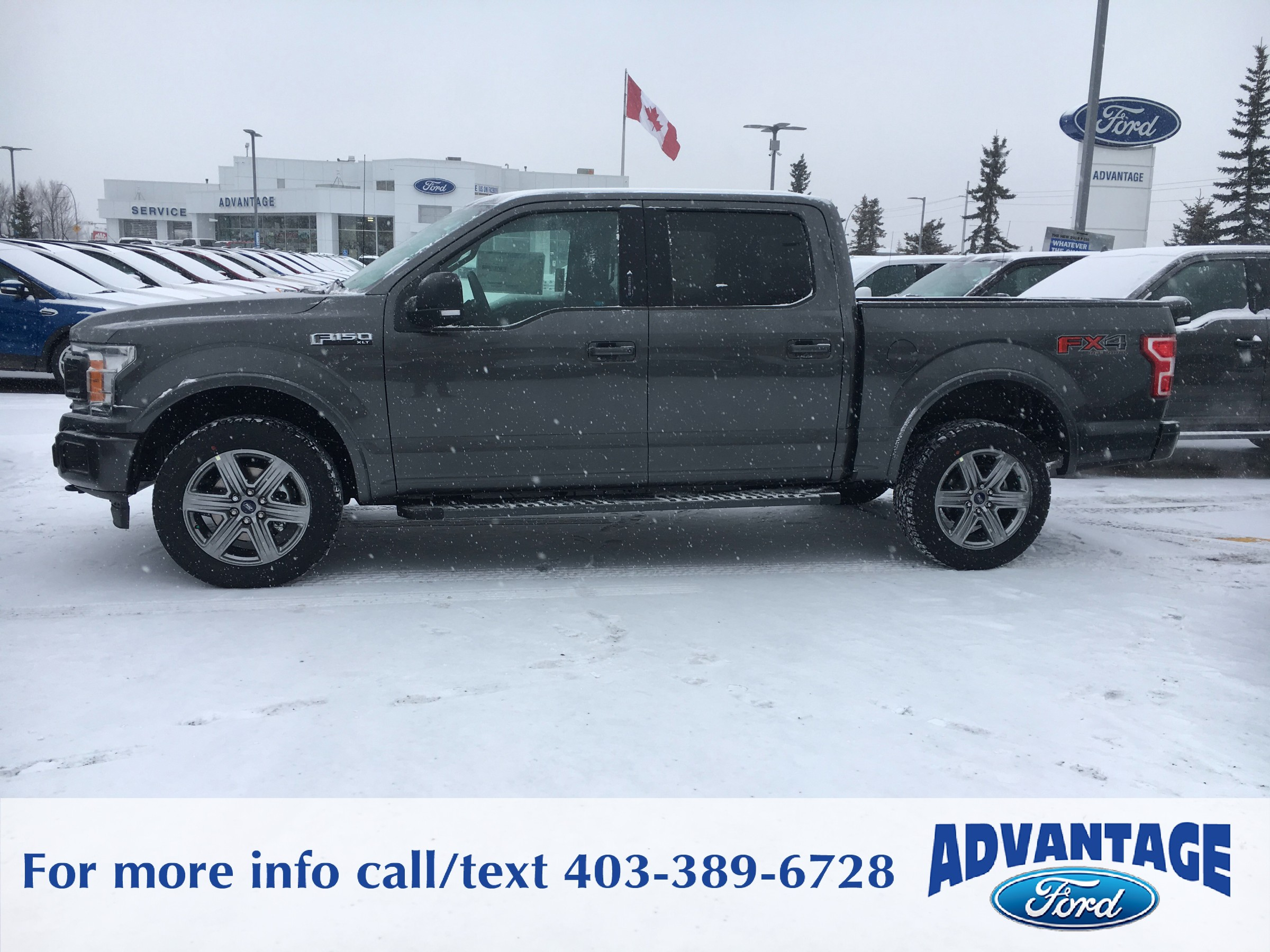 2018 Ford F-150 XLT (Stk: J-019) in Calgary - Image 2 of 5