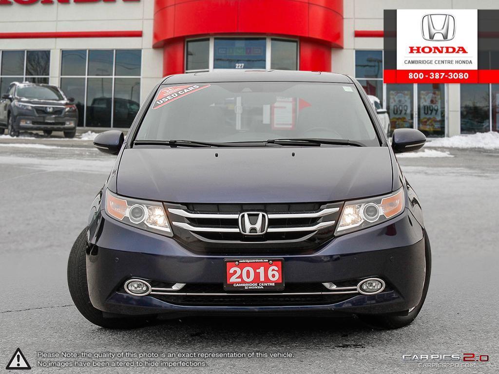 2016 Honda Odyssey Touring (Stk: 15883) in Cambridge - Image 2 of 25