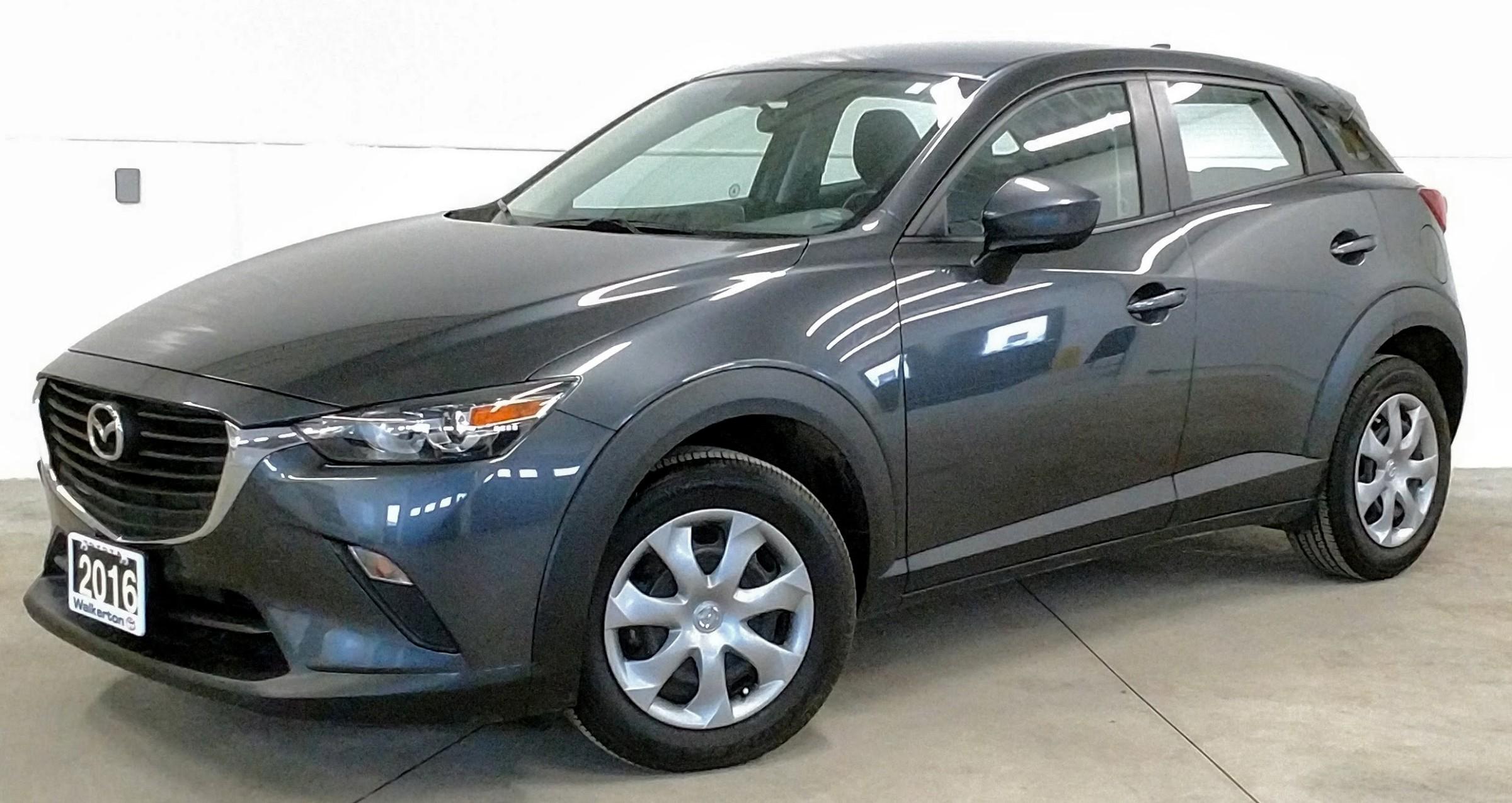 2016 Mazda CX-3 GX (Stk: L7064) in Walkerton - Image 1 of 30