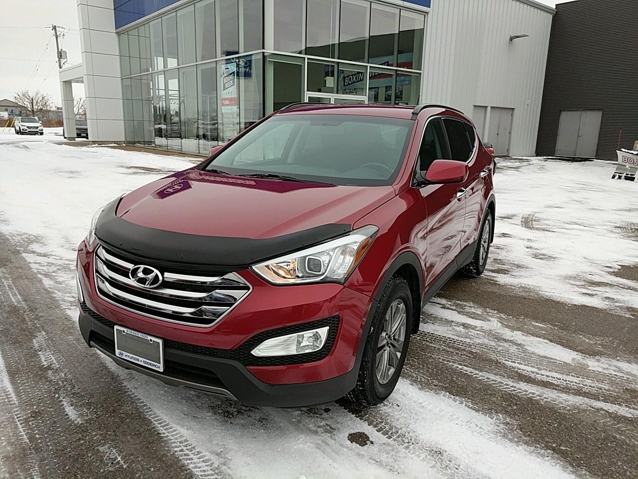 2015 Hyundai Santa Fe Sport 2.4 Premium (Stk: 80043A) in Goderich - Image 1 of 12