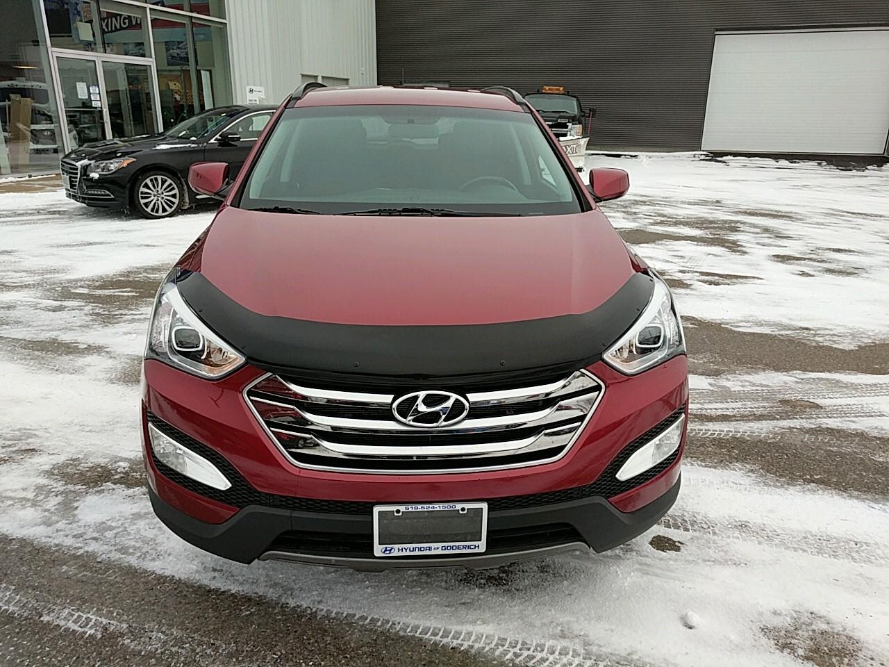 2015 Hyundai Santa Fe Sport 2.4 Premium (Stk: 80043A) in Goderich - Image 6 of 12