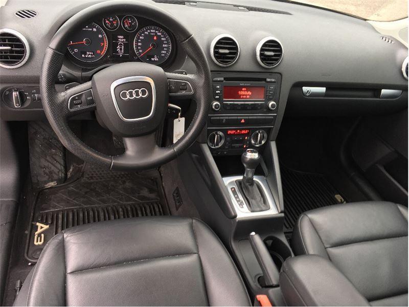 2012 Audi A3 2.0T Progressiv (Stk: P1255) in Woodstock - Image 13 of 26