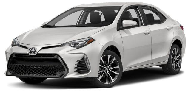 2018 Toyota Corolla SE (Stk: 18147) in Walkerton - Image 1 of 9