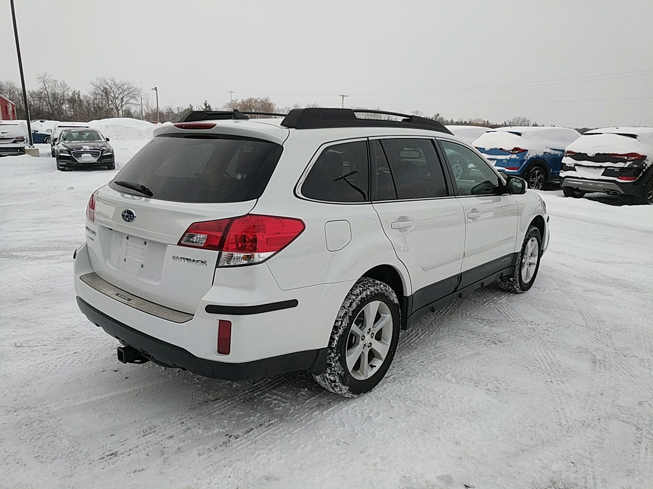 2013 Subaru Outback 2.5i Limited Package (Stk: 80022A) in Goderich - Image 5 of 18
