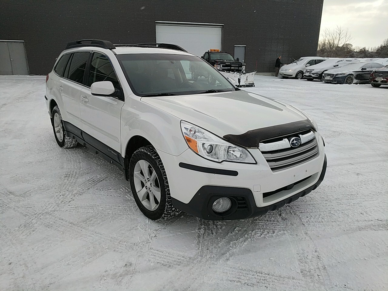 2013 Subaru Outback 2.5i Limited Package (Stk: 80022A) in Goderich - Image 7 of 18