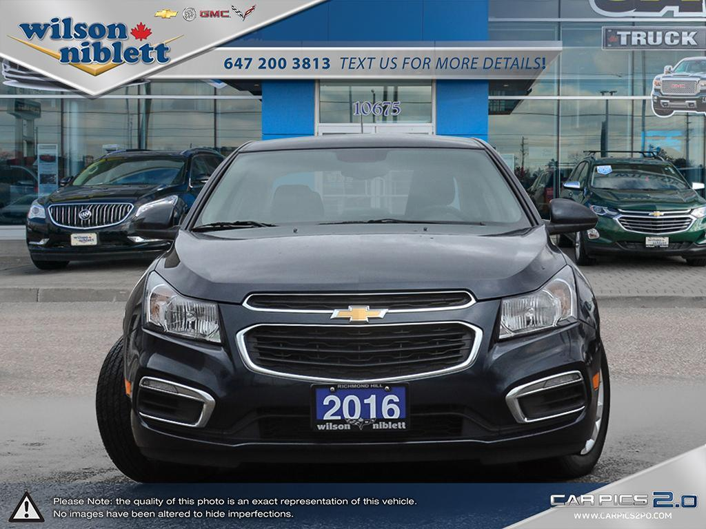 2016 Chevrolet Cruze Limited 1LT (Stk: P136113) in Richmond Hill - Image 3 of 29