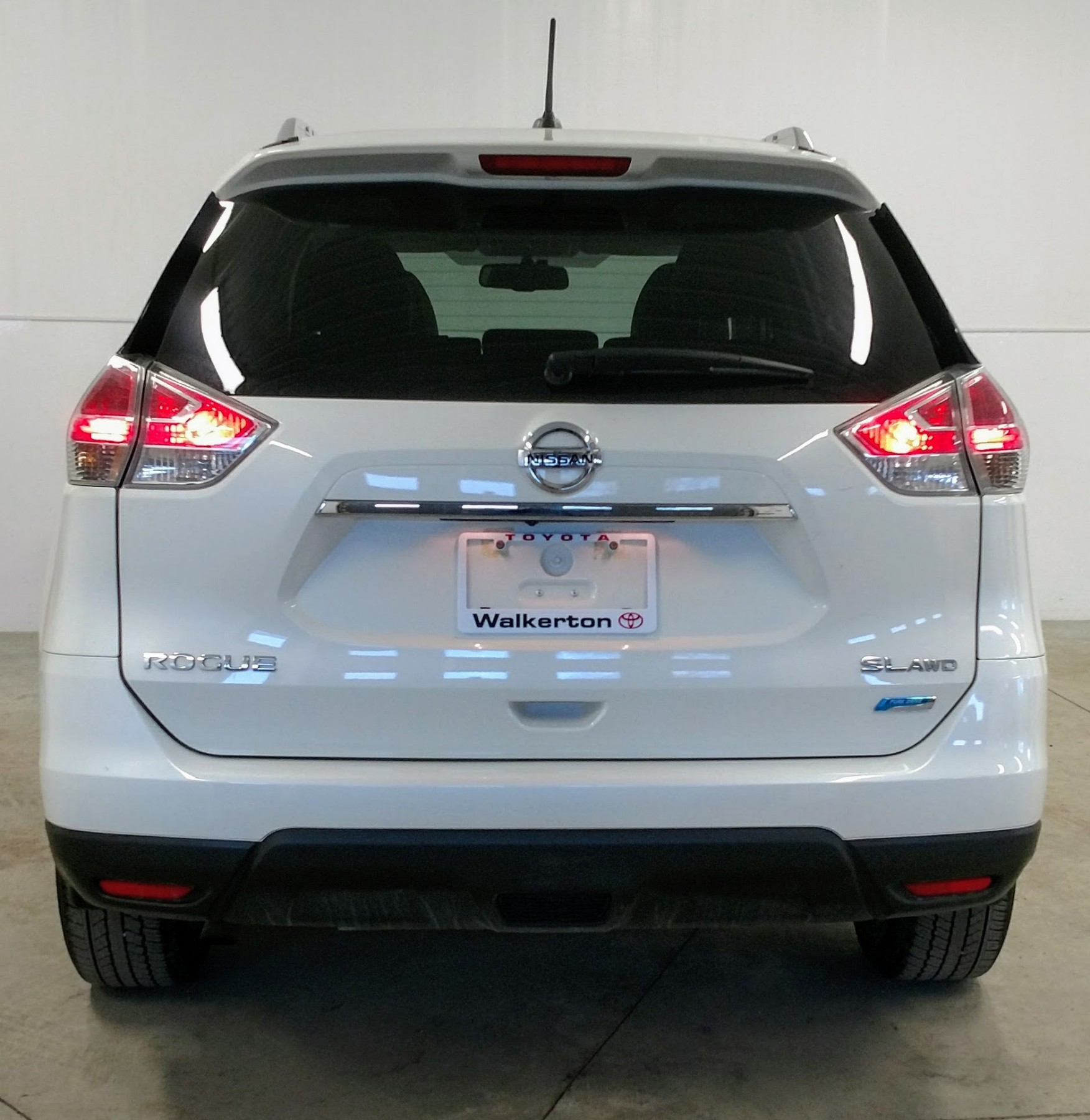 2015 Nissan Rogue SL (Stk: P7124A) in Kincardine - Image 5 of 30