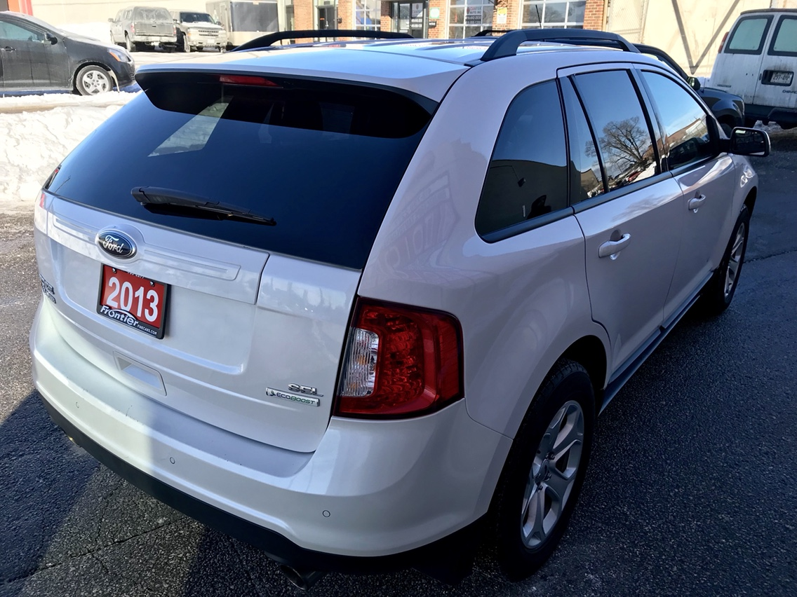 2013 Ford Edge SEL (Stk: 703) in Toronto - Image 4 of 13