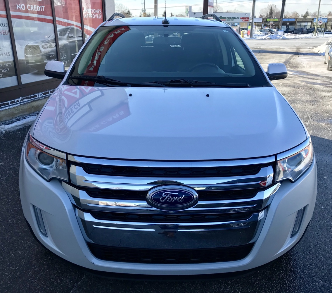 2013 Ford Edge SEL (Stk: 703) in Toronto - Image 2 of 13