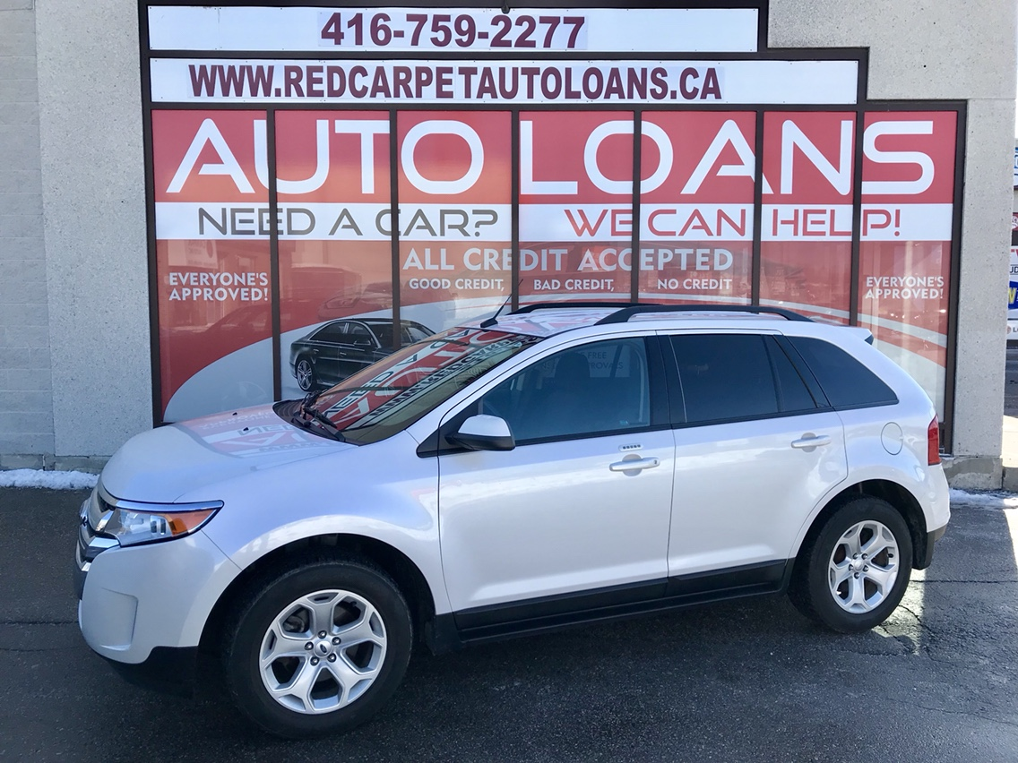 2013 Ford Edge SEL (Stk: 703) in Toronto - Image 1 of 13